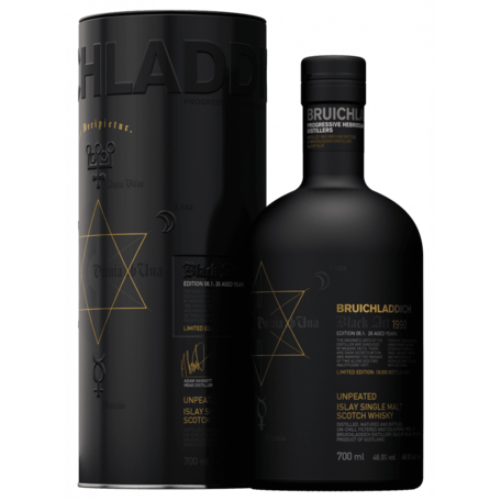 Bruichladdich Black Arts 6, 46.9%