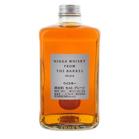 Nikka From The Barrel, 50cl, 51%