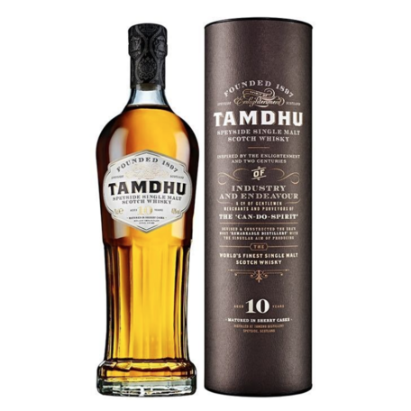 Tamdhu 10 Year Old, 40%