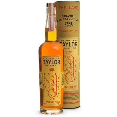 EH Taylor Straight Rye, 50%
