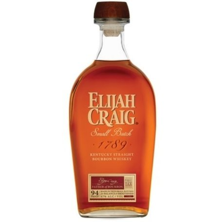 Elijah Craig, Small Batch Bourbon, 47.0%