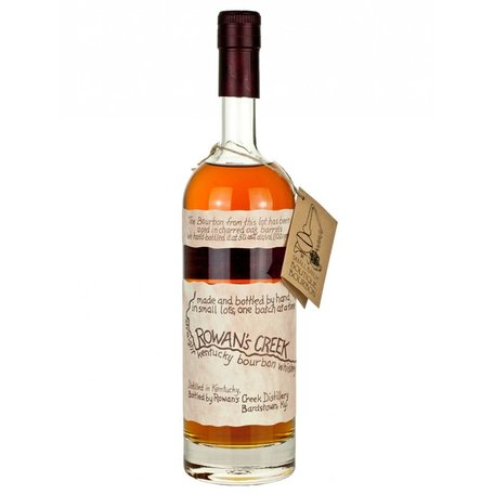 Rowan's Creek Bourbon, Small Batch, 50.05%