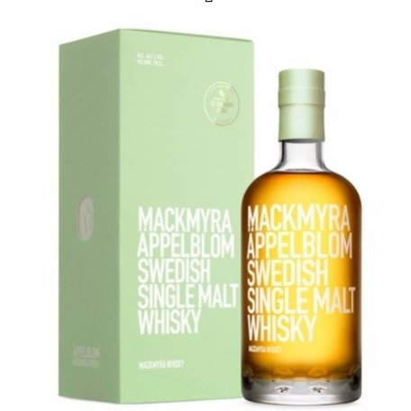 Mackmyra Appelblom, 46.1%