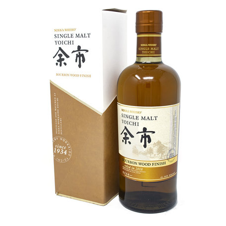 Nikka Yoichi, Bourbon Wood Finish, 46%
