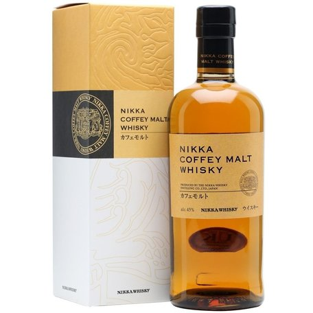 Nikka Coffey Malt Whisky, 45%