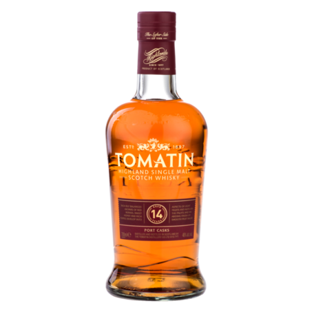 Tomatin 14 Year Old, Tawny Port, 46%