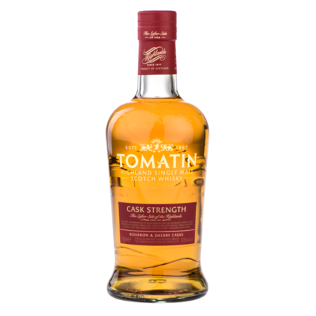 Tomatin Cask Strength, 57.5%