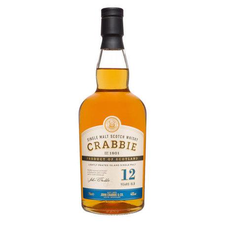Crabbie 12 Year Old, 43%