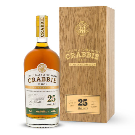 Crabbie 25 Year Old, 46.6%