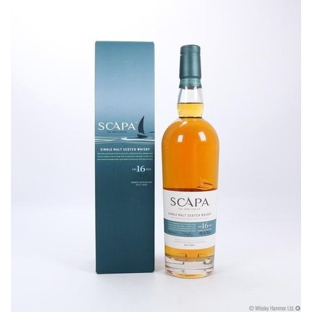 Scapa 16 Year Old, 40%