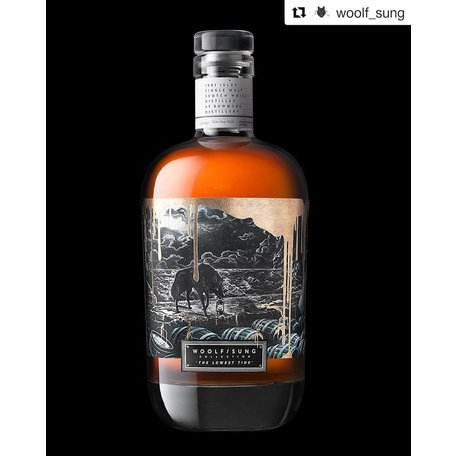 Bowmore, 1991, 26 Year Old, Woolf Sung, The Lowest Tide, 50.9%
