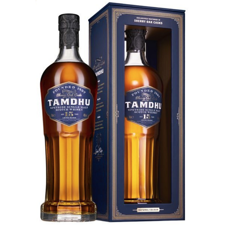 Tamdhu 15 Year Old, 46%