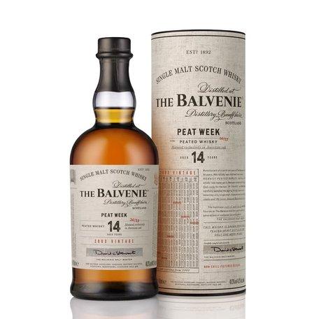 Balvenie 14, Peat Week, 48.3%