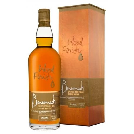 Benromach Sassicaia Wood Finish, 2011, 45%