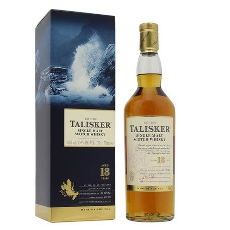 Talisker 18 Year Old, 45.8%