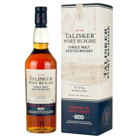 Talisker, Port Ruigue, 45.8%