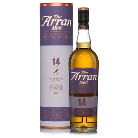 Arran 14 Year Old, 46%