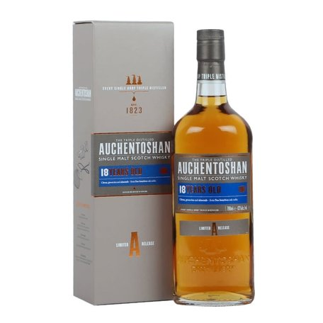 Auchentoshan 18 Year Old, 43%