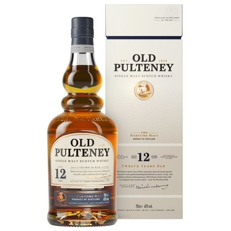 Old Pulteney 12 Year Old, 40%