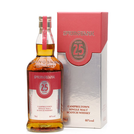 Springbank 25 Year Old, 46%