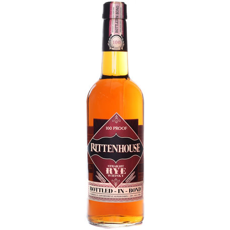 Rittenhouse 100 Proof Rye Whiskey, 50%