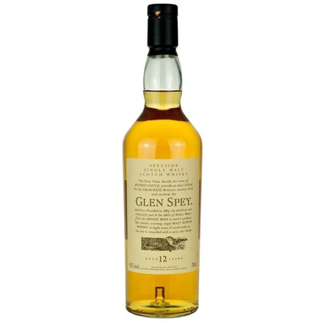 Glen Spey 12 Year Old Flora & Fauna