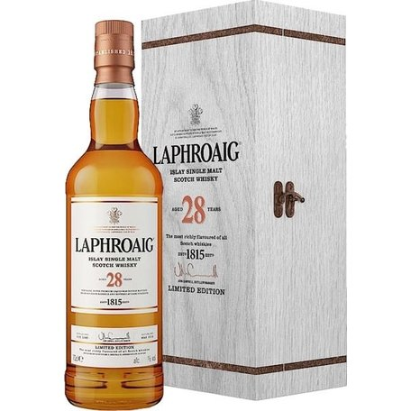 Laphroaig 28 Year Old, 44.4%