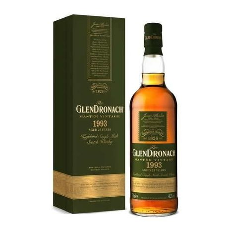 The Glendronach 25 Year Old, The Master Vintage, 1993, 48.2%