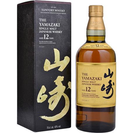Yamazaki 12 Year Old, 43%