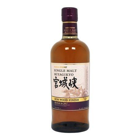 Nikka Miyagikyo, Rum Cask Finish, 46%
