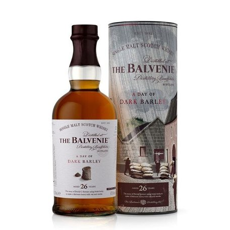 Balvenie 26 Year Old, Dark Barley, 47.8%