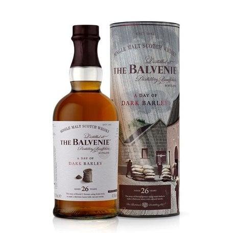 Balvenie 26 Year Old, Dark Barley, 47.8%
