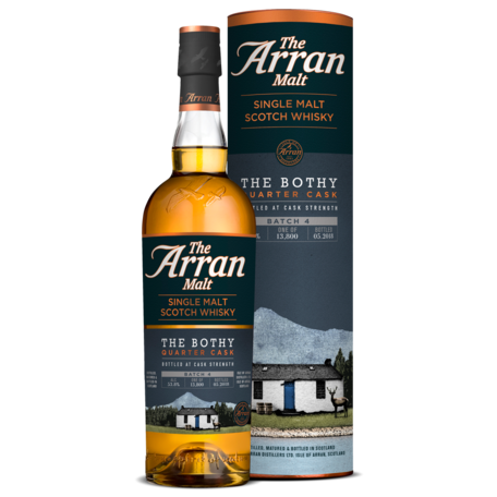 Arran Bothy Batch 4, 53.8%