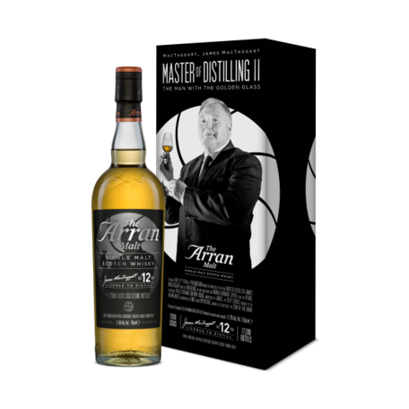 Arran James Mactaggart Master of Distilling II, 51.8%