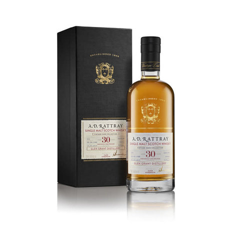 Glen Grant 30 Year Old, 1988, AD Rattray Vintage Cask Collection, 54.8%