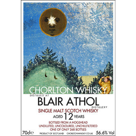 Blair Athol, 12 Year Old, Chorlton, 56.6%