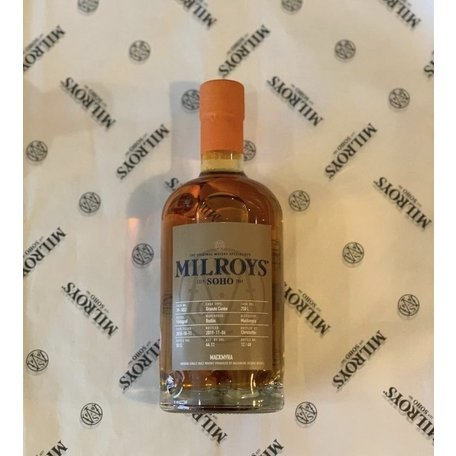 Mackmyra Milroys Exclusive Grande Cuvée, 50cl, 44.1%
