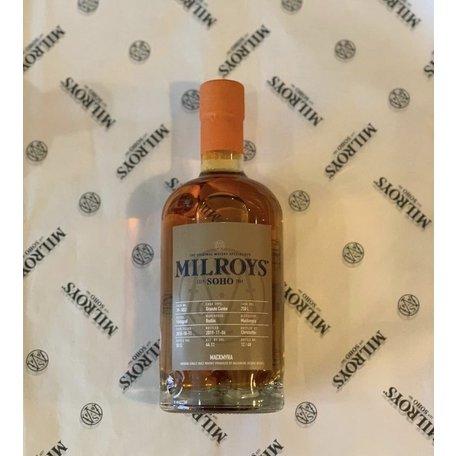 Mackmyra Milroys Exclusive Grande Cuvée, 50cl, 44.1%