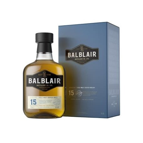 Balblair, 15 Year Old, 46%