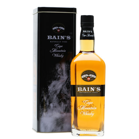 Bain's Cape Mountain Whisky, 40%