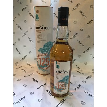Ancnoc 16 Year Old Cask Strength, 56.3%