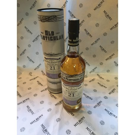 Macduff 21 Year Old, Old Particular, 1997, 51.5%