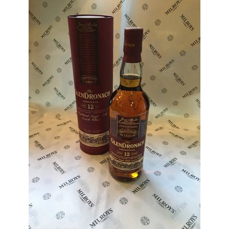 Glendronach 12 Year Old, 43%