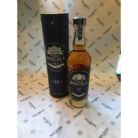 Royal Brackla 12 Year Old, 40%