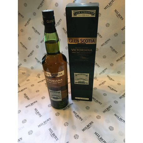 Glen Scotia Victoriana Cask Strength, 54.8%