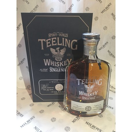 Teeling, 24 Year Old, Vintage Reserve Collection, 46.0%