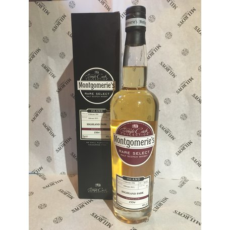 Highland Park, Montgomeries Single Casks, 1994, 46%