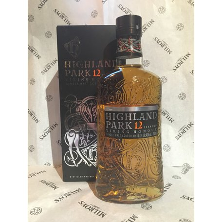 Highland Park 12 Year Old, 40%