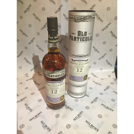 Ledaig 12 Year Old, Old Particular, PX Sherry 2007, 48.4%