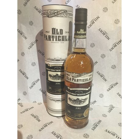 Jura 12 Year Old, Old Particular Elements Series, 2007, 54.3%